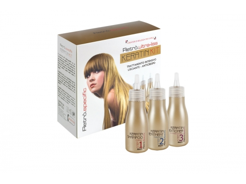 Keratin mini kit
