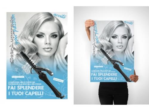 Poster plastificato lucido Poster RUP048