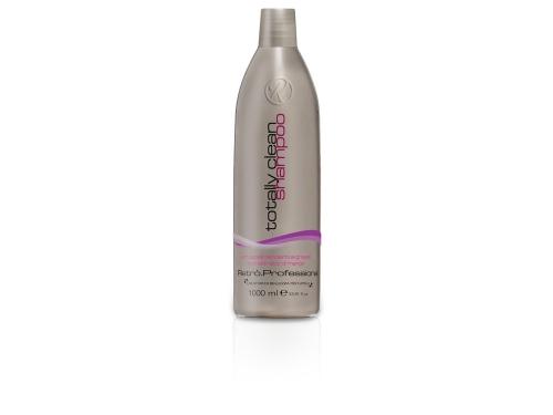 Shampoo totally clean
