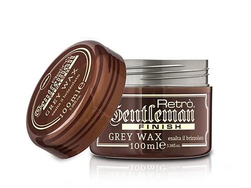 Gentleman Grey Wax